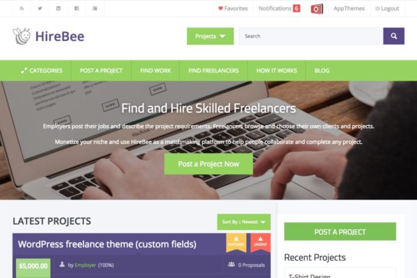 plantilla-plataforma-freelancers-wordpress