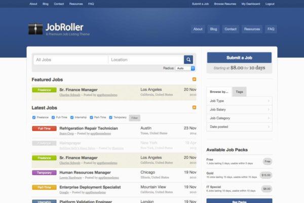plantilla-wordpress-ofertas-empleo